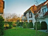 Ferienwohnungen Gustow - Gartenansicht