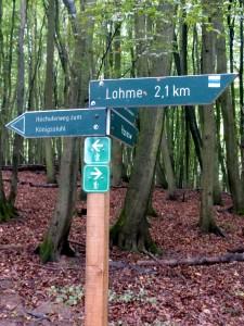 Lohme - Hochuferweg